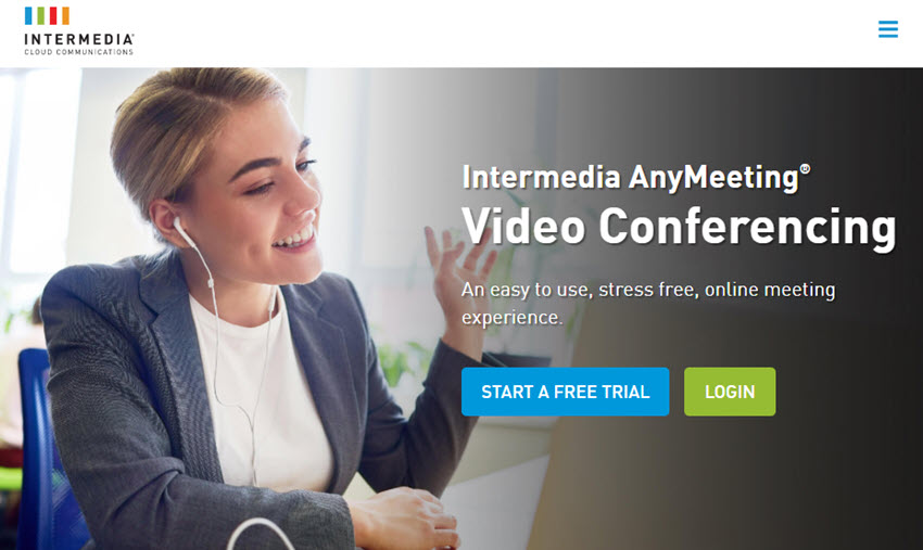 AnyMeeting Video Conference Software