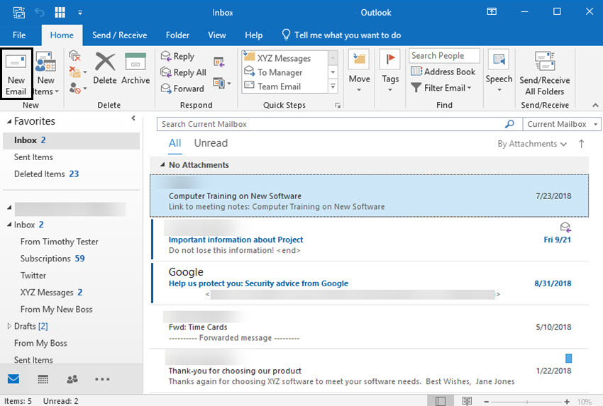 How to set an out of office message in outlook automatic away reply - Set up out of office in outlook ...