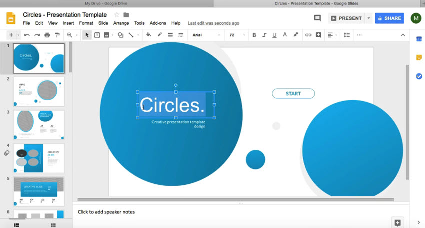 how to get more themes on google slides in 60 seconds
