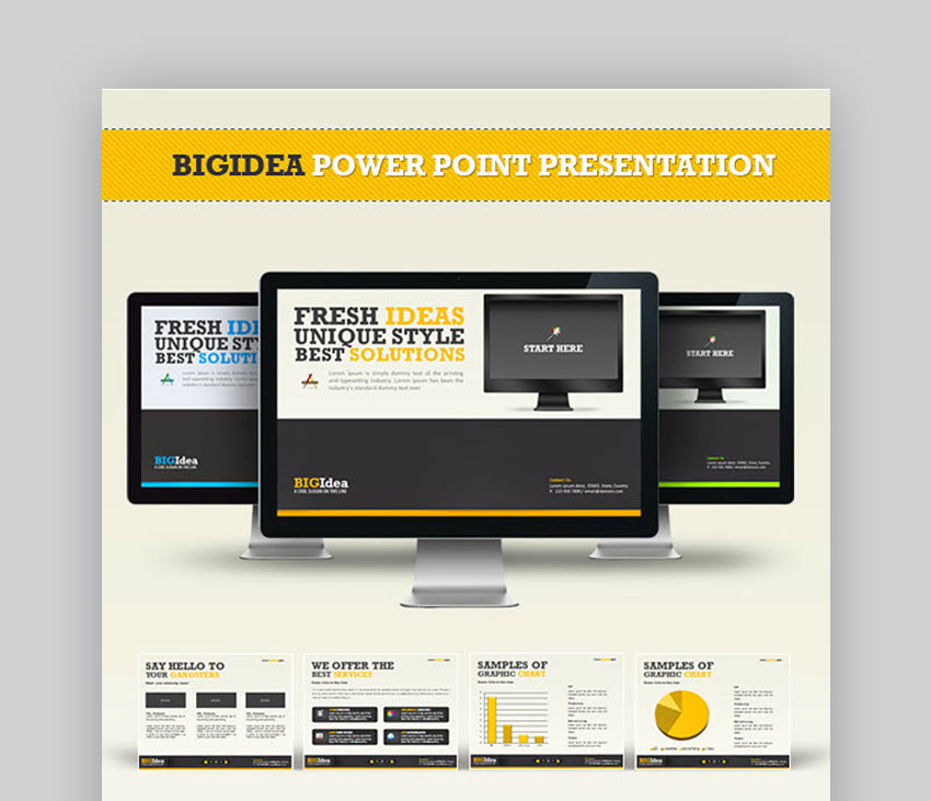 25+ Fun PowerPoint Templates With Colorful PPT Slide Designs