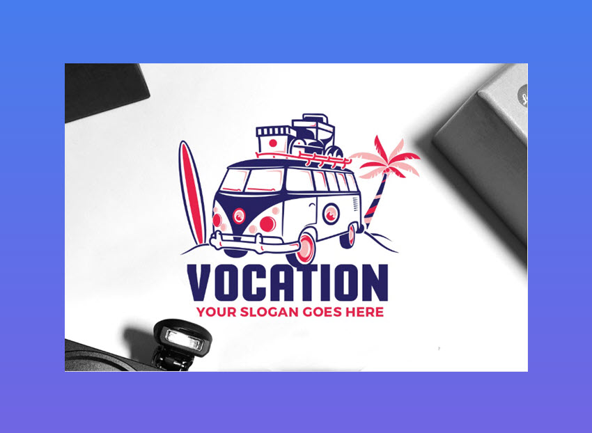 20 Best Travel Agency & Tour Company Logo Design Ideas