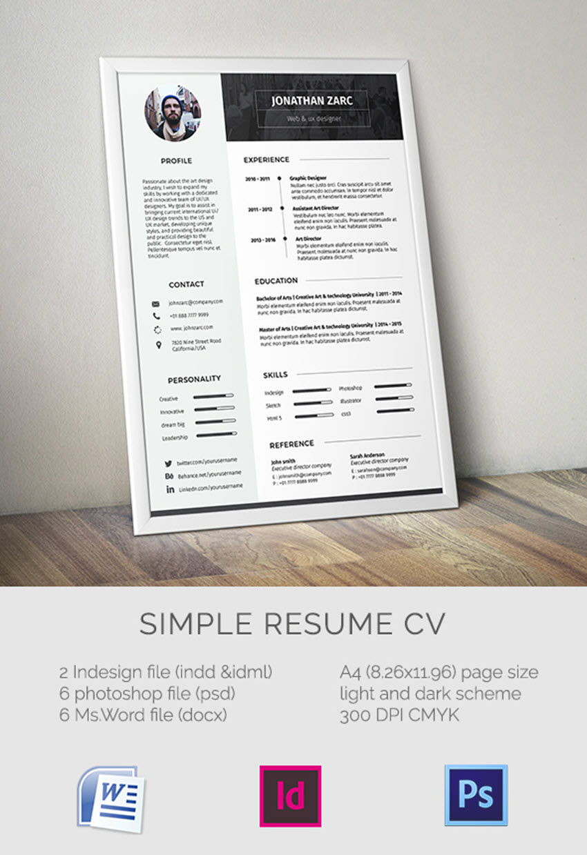 how to structure your resume to use in 2019  organize it right