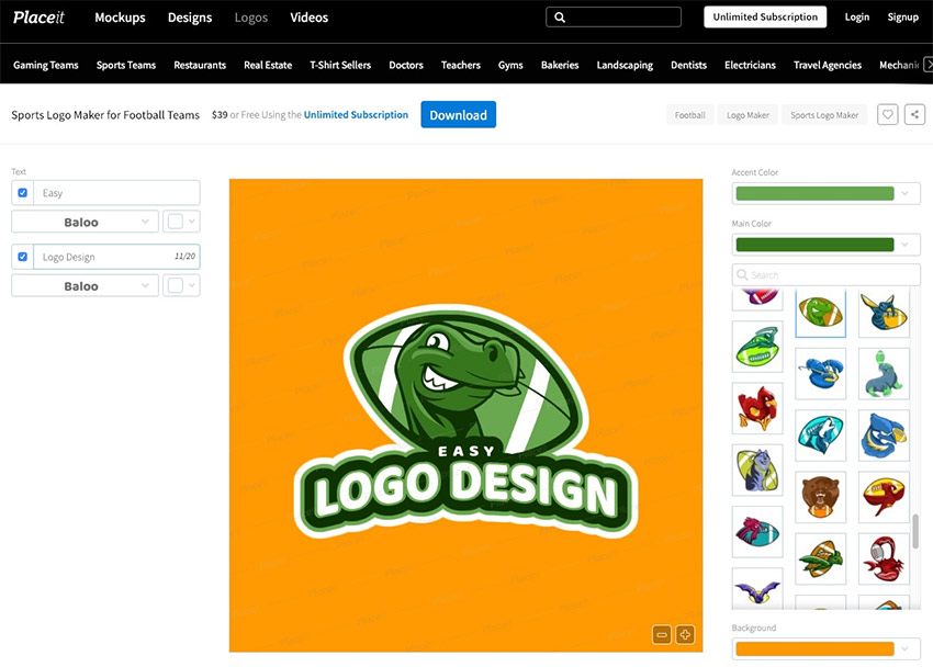 Fantasy Football Logo Maker: How to Make Your Own Team Logos