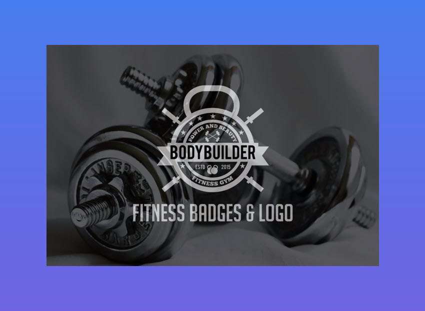 Fitness Badges Logo