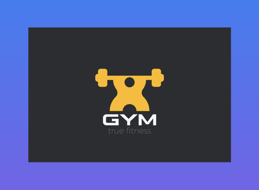 Logo Gym Powerlifting