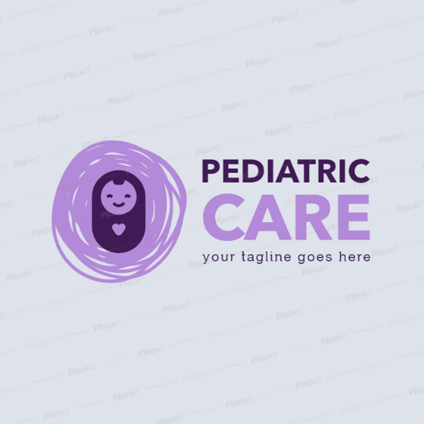 Pediatric Logo Template