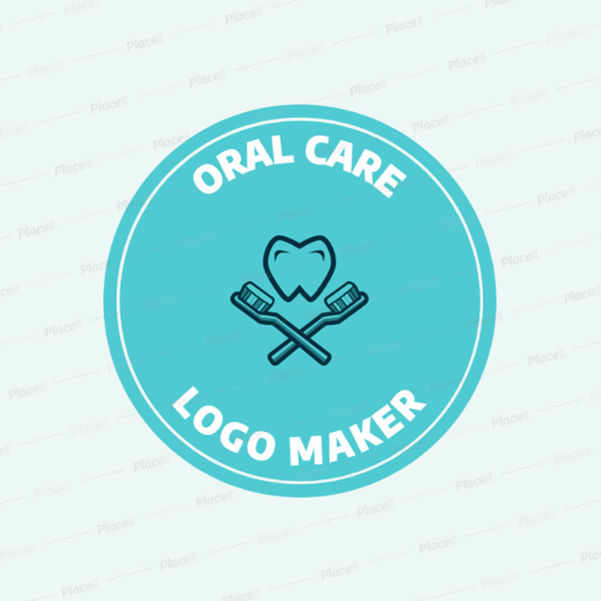 Oral Care Professional Logo Maker