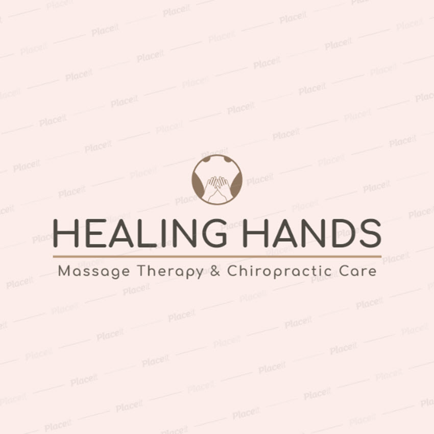 Chiropractic Therapy Logo Maker