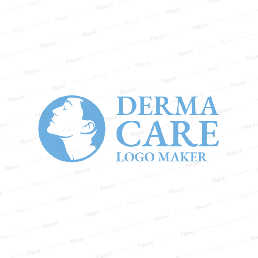 Online Logo Maker for Dermatological Center