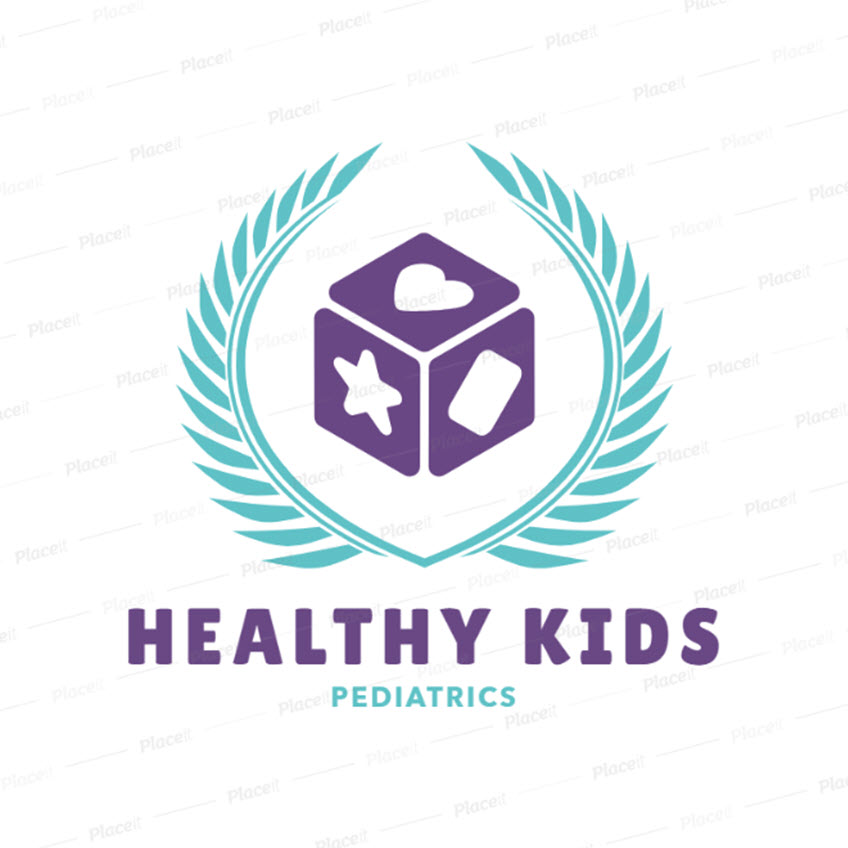 Pediatrics Logo Maker