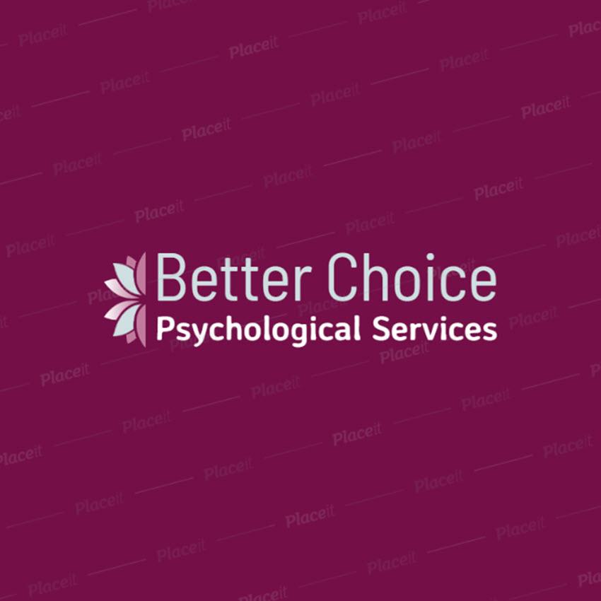 Psychological Services Logo Maker