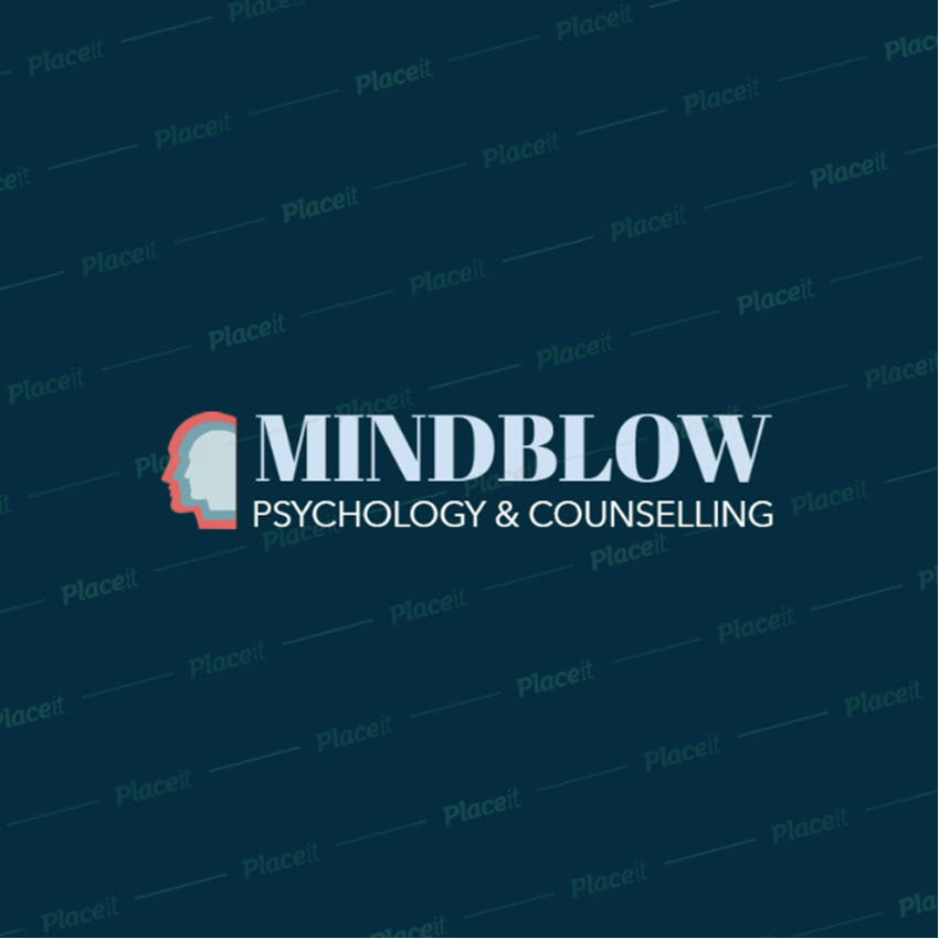 Psychology Logo Maker for a Counseling Agency