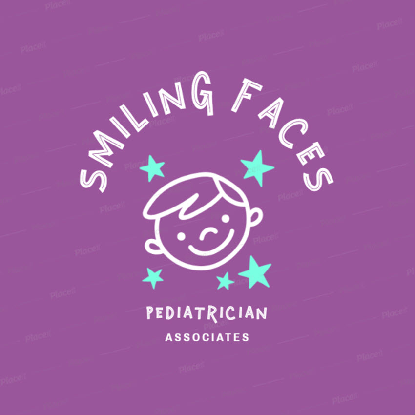 Pediatrician Specialist Logo Design Maker