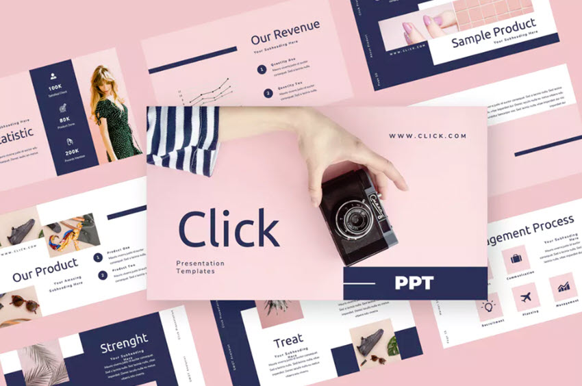 Presentation Templates from Elements