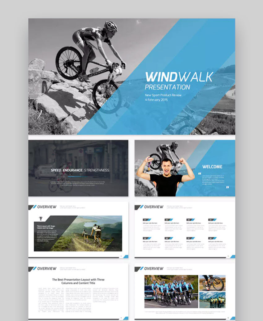 25 Best Sports Powerpoint Templates For Team Ppt
