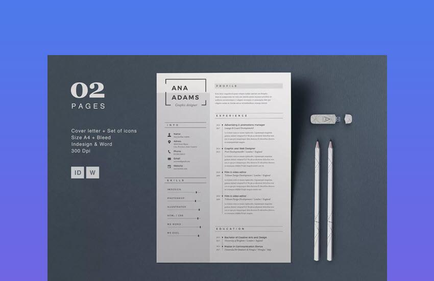 professional resume designs