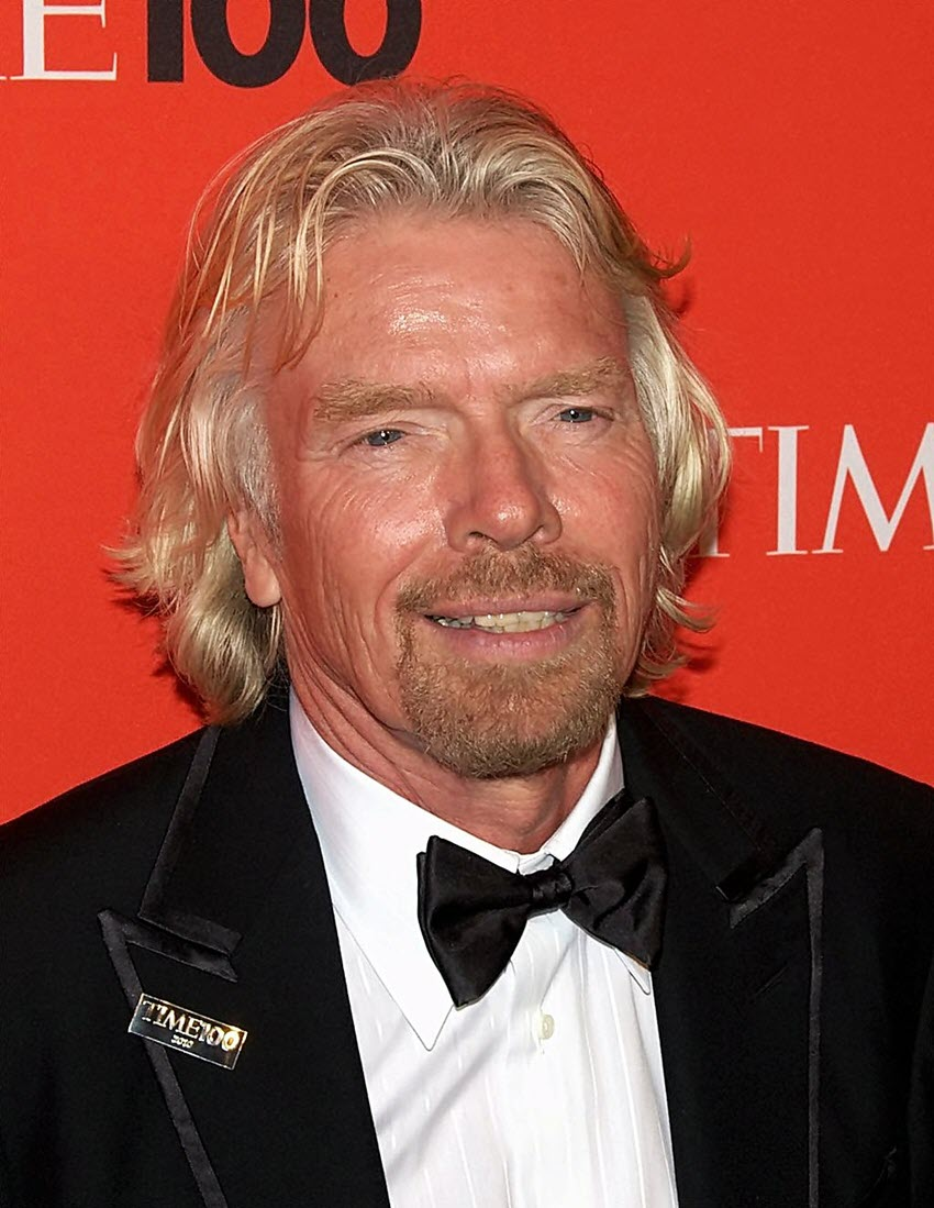 Effective Presentation Tip by Richard Branson