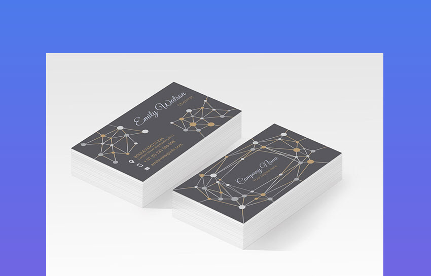 Business Card for AI