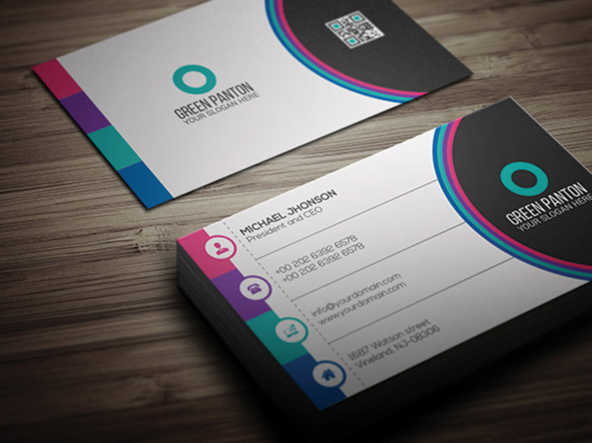 How to setup a business card in adobe illustrator.