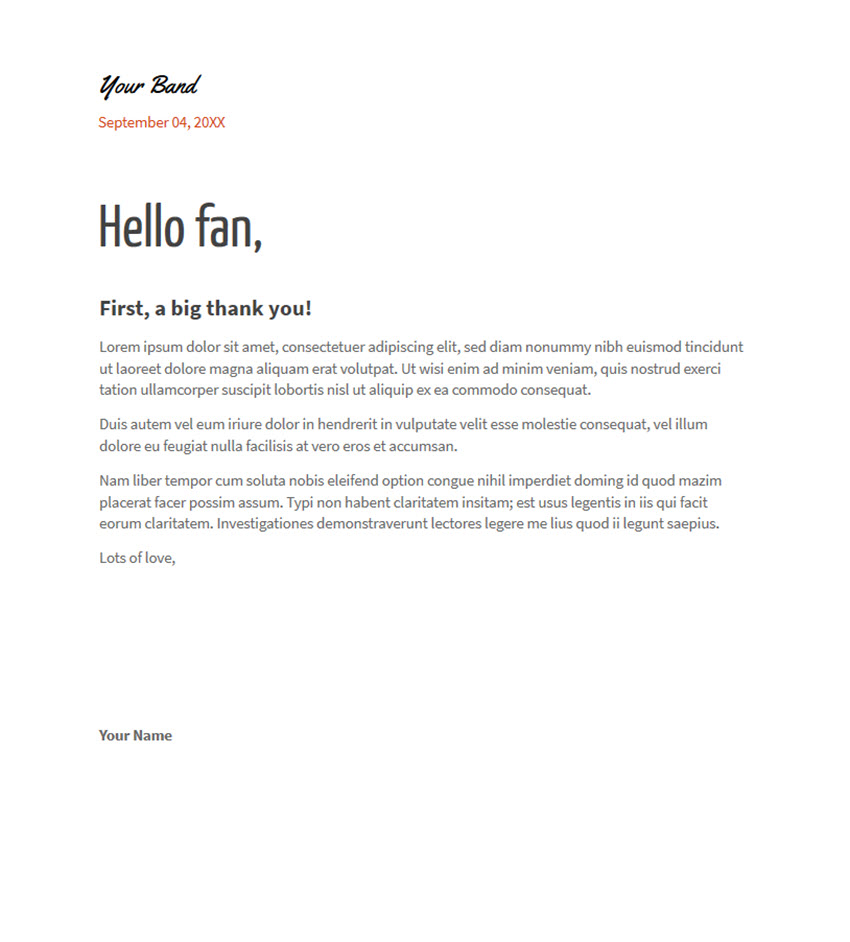 Google Docs Cover Letter Template: Best Of 2020: 30 Best Free Google Docs Templates From