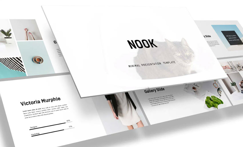 Nook PowerPoint Template