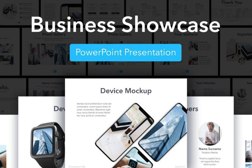 how to present a presentation to senior management