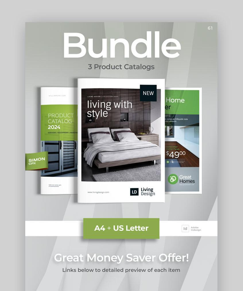 Product Catalog Bundle No 1