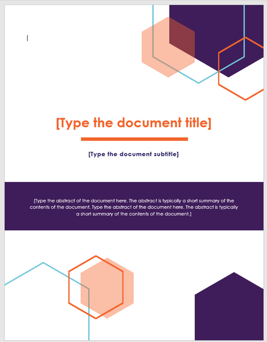 18 Best Free Annual Report Template Downloads 2021 Word Designs More
