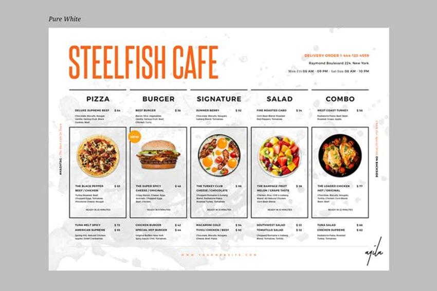 Catering Menu Template Free from cms-assets.tutsplus.com