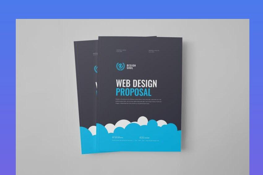 Simple Web Design Proposal