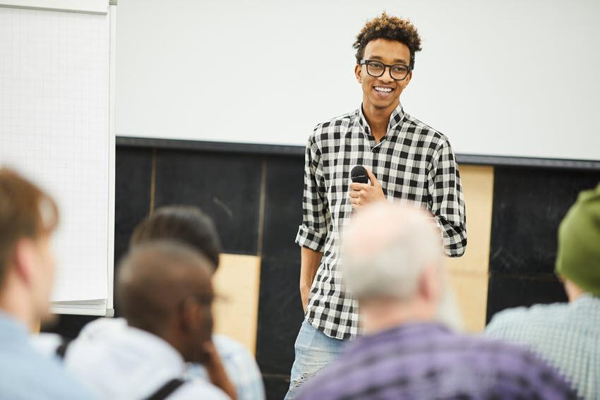 Как сделать забавную презентацию