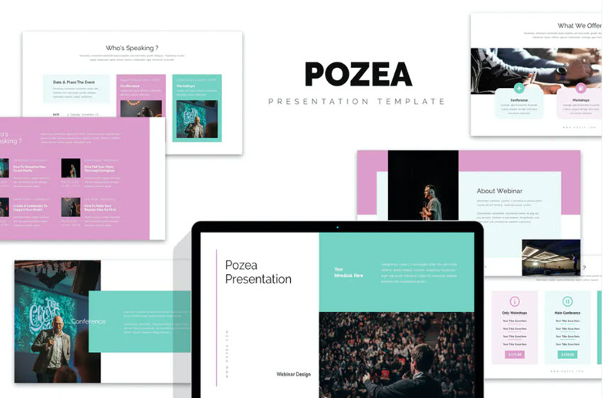Pozea Religious and Church PowerPoint templates