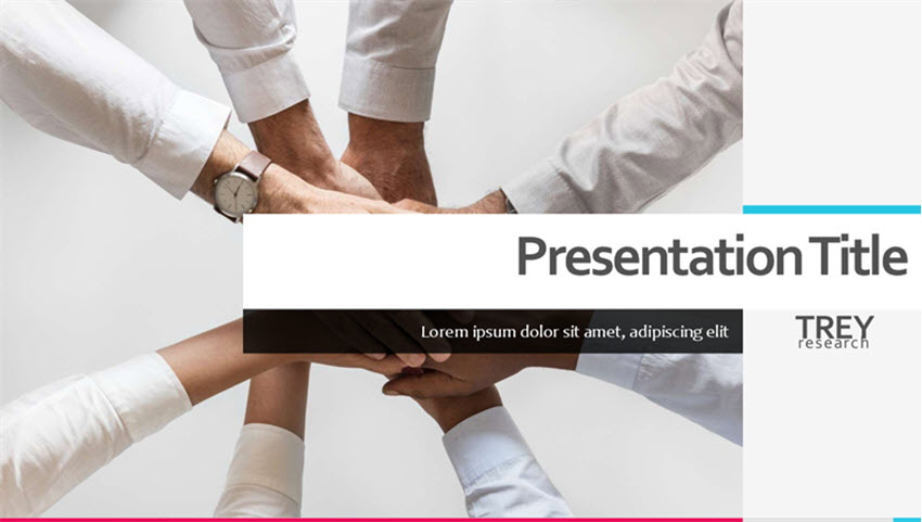 Bright Business Presentation